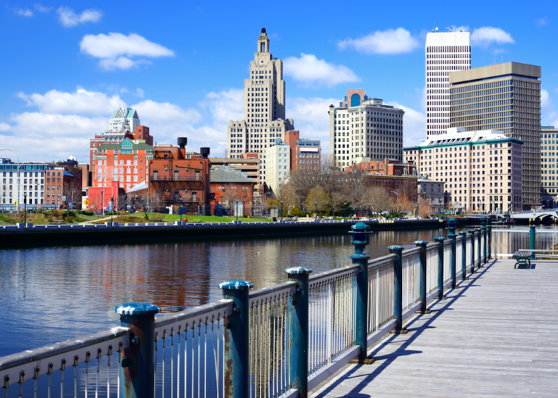 #13. Rhode Island