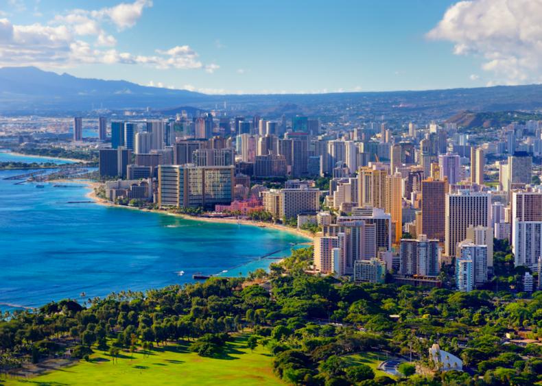 #3. Hawaii