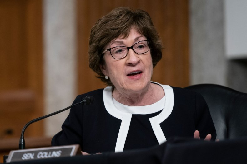 Susan Collins Sept. 23