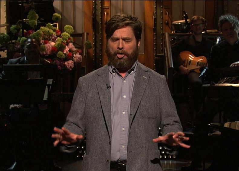 #97. Season 38, Episode 19 - Zach Galifianakis/Of Monsters and Men