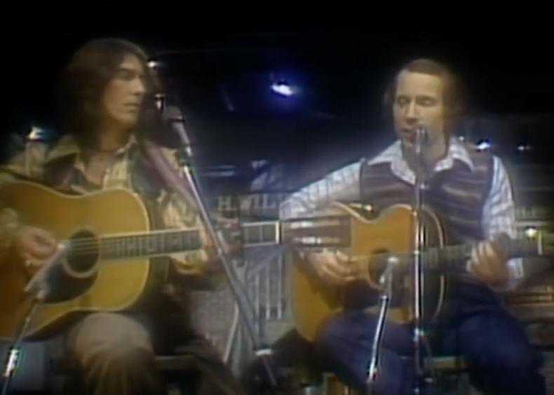 #76. Season 2, Episode 8 - Paul Simon/George Harrison