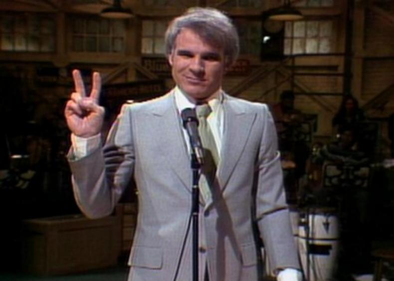 #63. Season 3, Episode 9 - Steve Martin/Randy Newman, Dirt Band