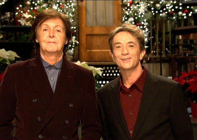 #58. Season 38, Episode 10 - Martin Short/Paul McCartney