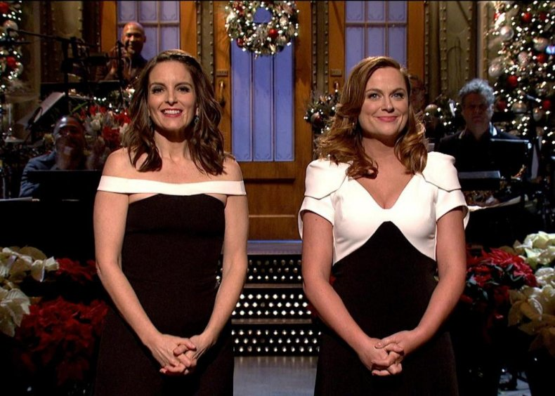 #55. Season 41, Episode 9 - Tina Fey & Amy Poehler/Bruce Springsteen and the E Street Band