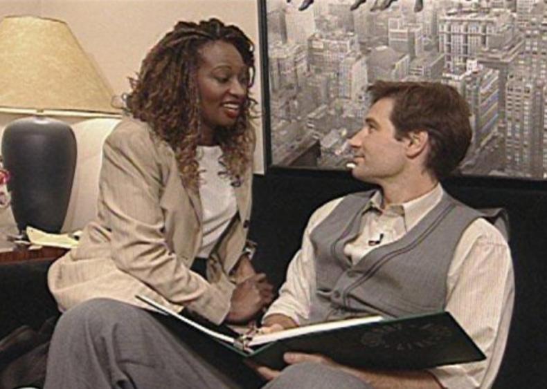 #53. Season 20, Episode 20 - David Duchovny/Rod Stewart