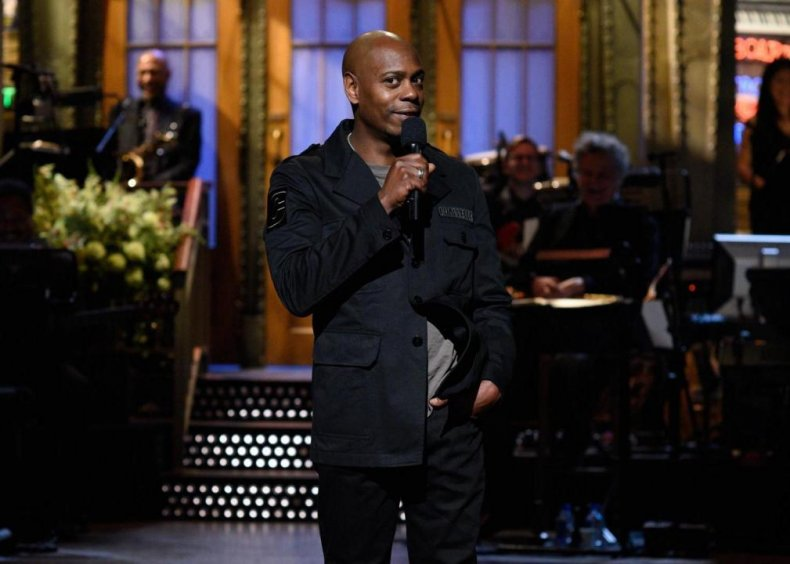#24. Season 42, Episode 6 - Dave Chappelle/A Tribe Called Quest