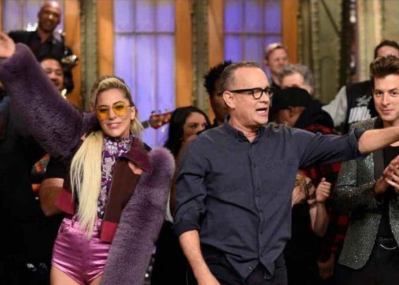 #18. Season 42, Episode 4 - Tom Hanks/Lady Gaga