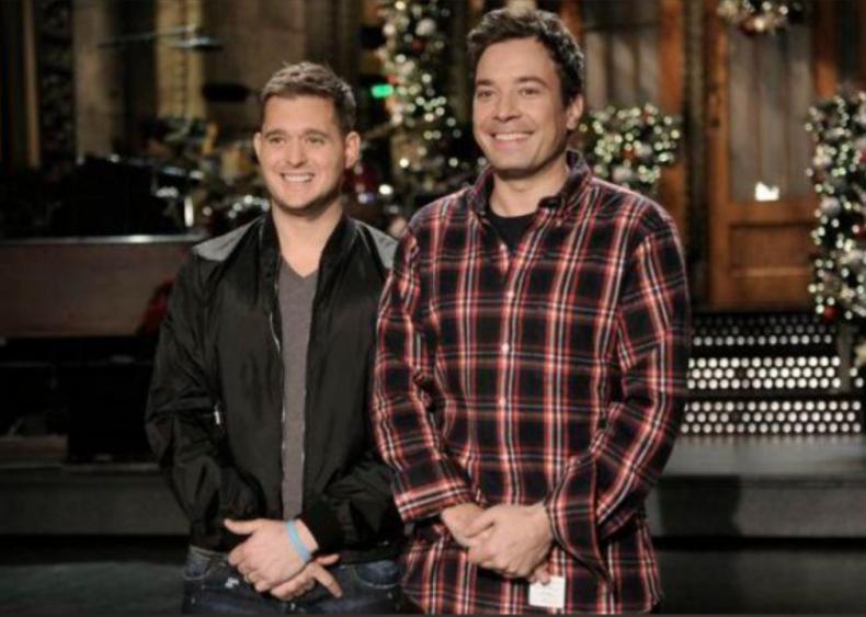 #8. Season 37, Episode 10 - Jimmy Fallon/Michael Bublé
