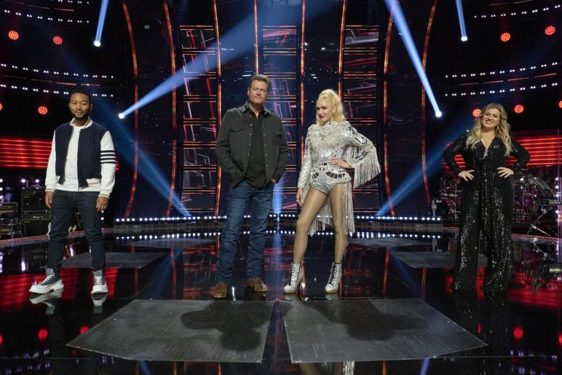 No Live Audience For 'The Voice'