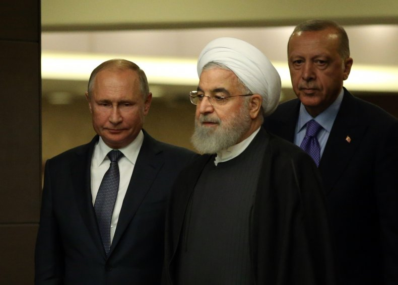 russia, iran, turkey, syria, astana, meeting