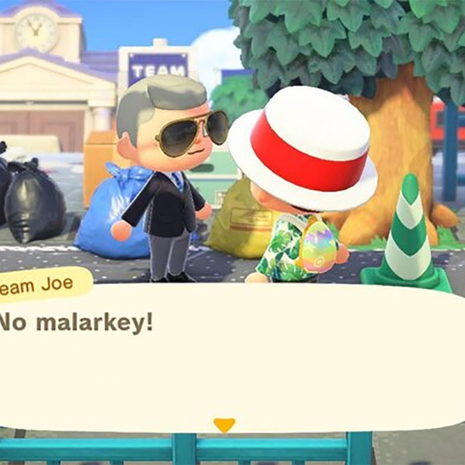Joe Biden Has An Animal Crossing New Horizons Island And We Visited