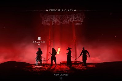 ghost of tsushima legends pick class