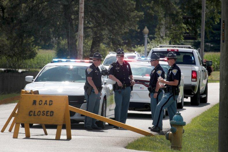 Indiana cops