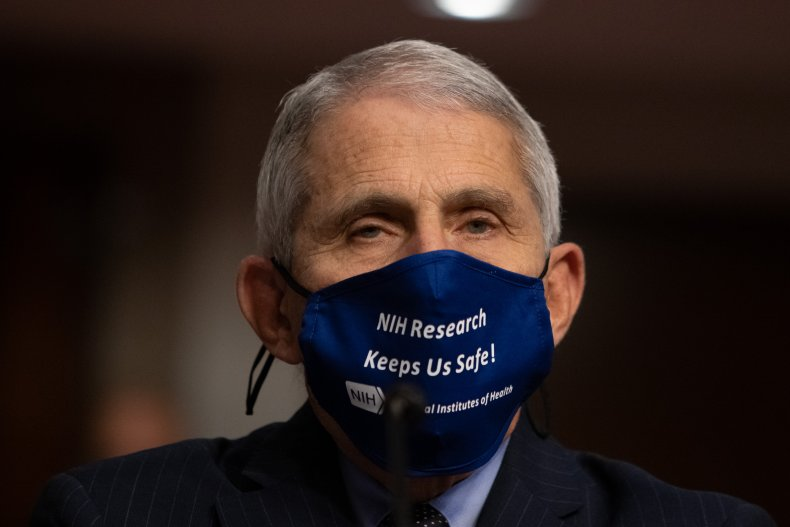 anthony fauci, covid19, coronavirus, getty