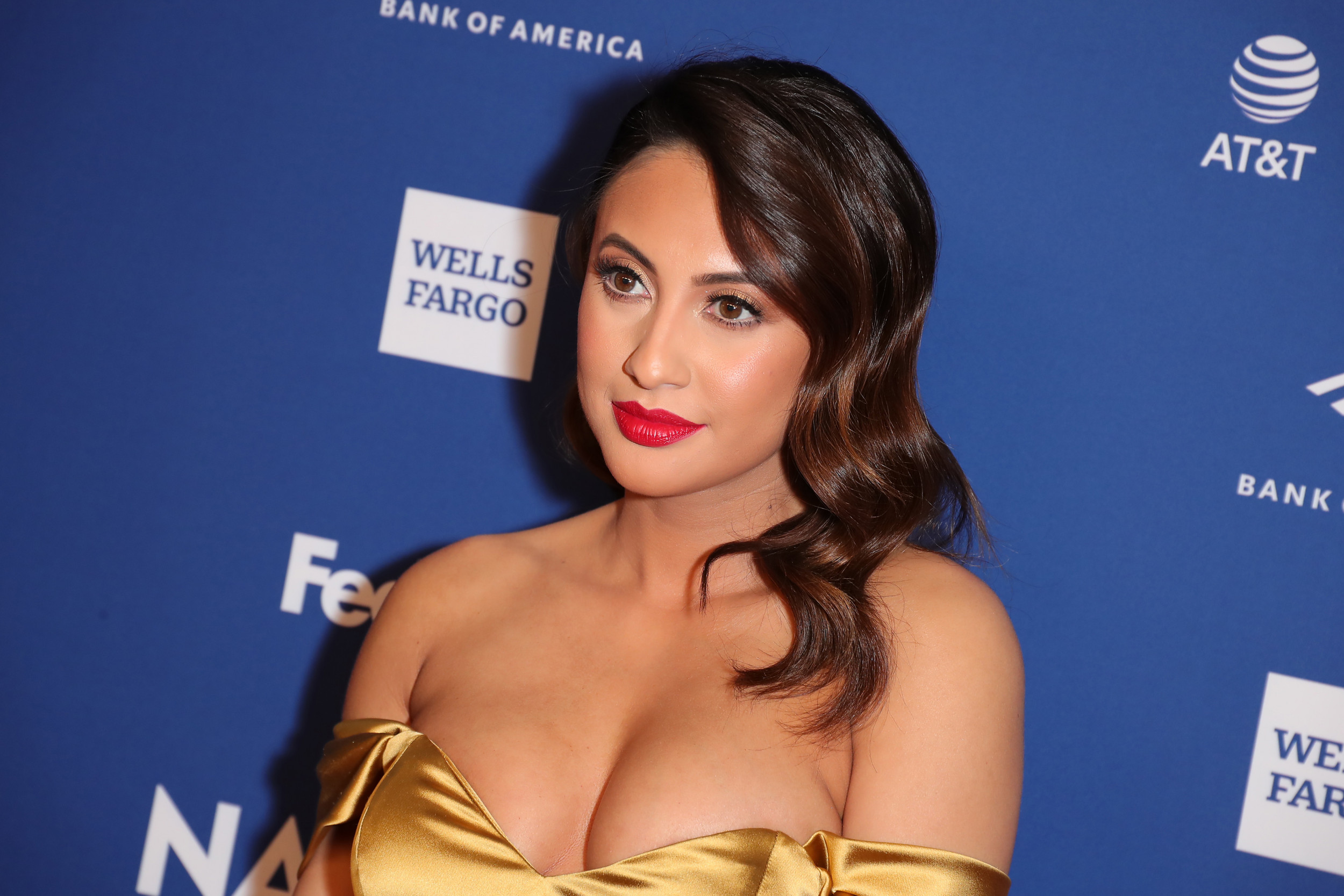 """Francia Raisa says she """"could've died"""" after Trump supporters harassed her at rally"""