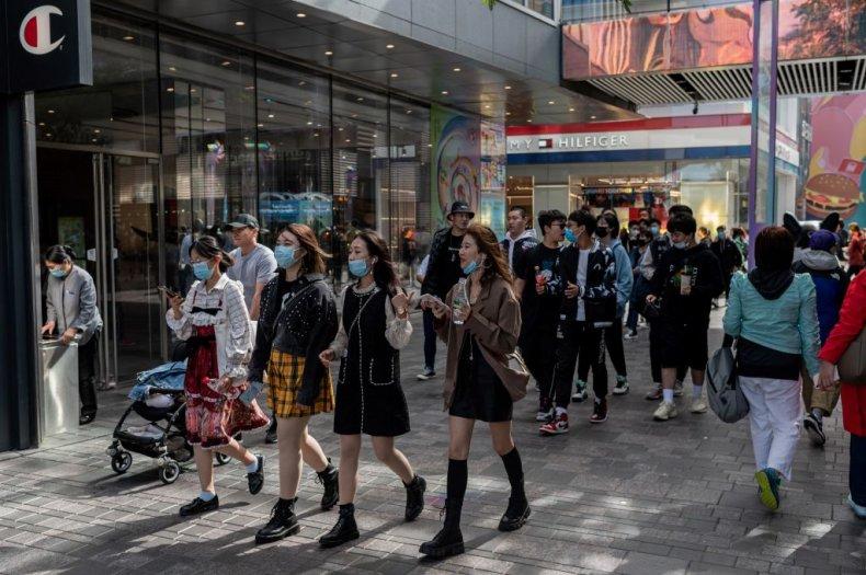 China economy retail