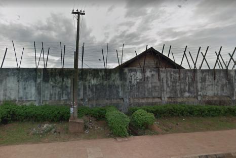 Nigeria prison escape
