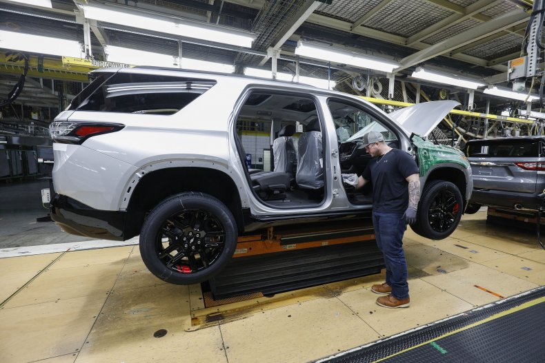General Motors Nikola Waymo shares