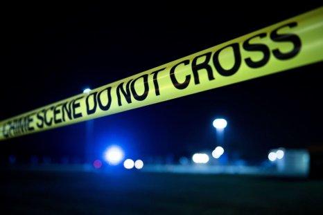 Texas Police Tape Crime