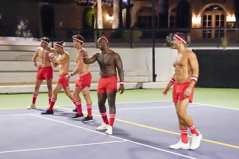 dodgeball men bachelorette