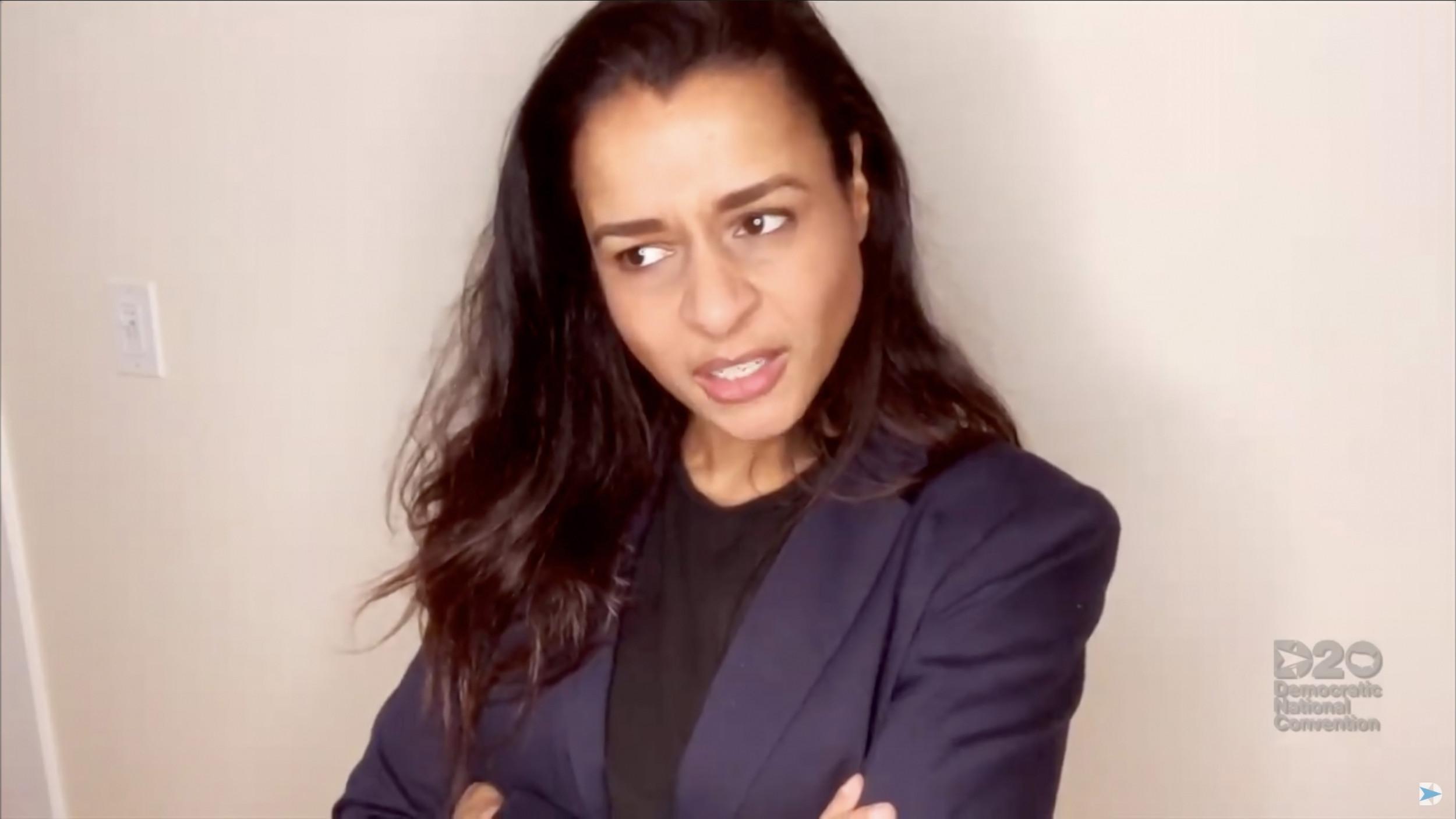 Sarah Cooper's spot-on Don Jr. impression dominates TikTok