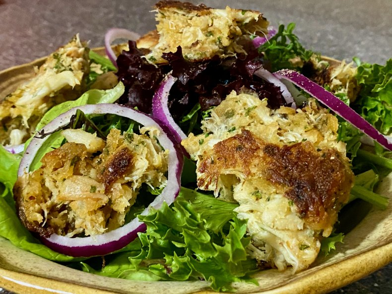 Fish Fixe Review seafood delivery crab cakes