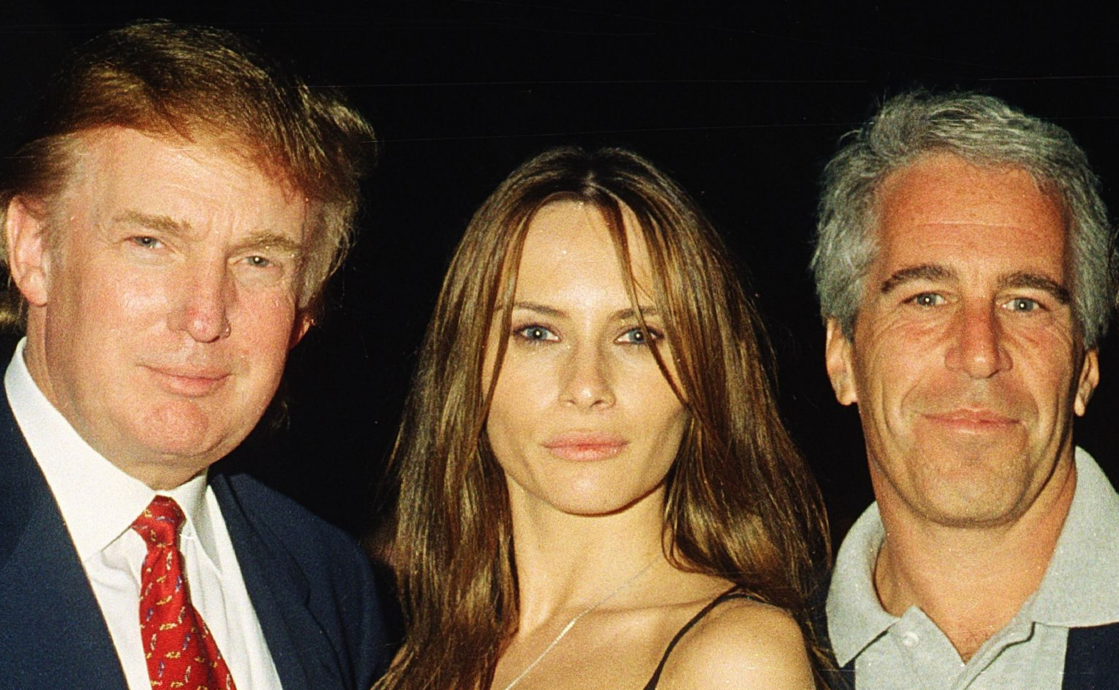 Jeffrey Epstein Told Inmates About Donald Trump and Bill Clinton Before  Death, Book Claims