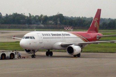 China Airline Shenzhen