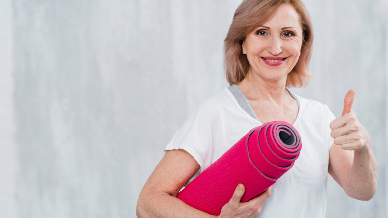 Mind Body Positivity for Menopausal Women