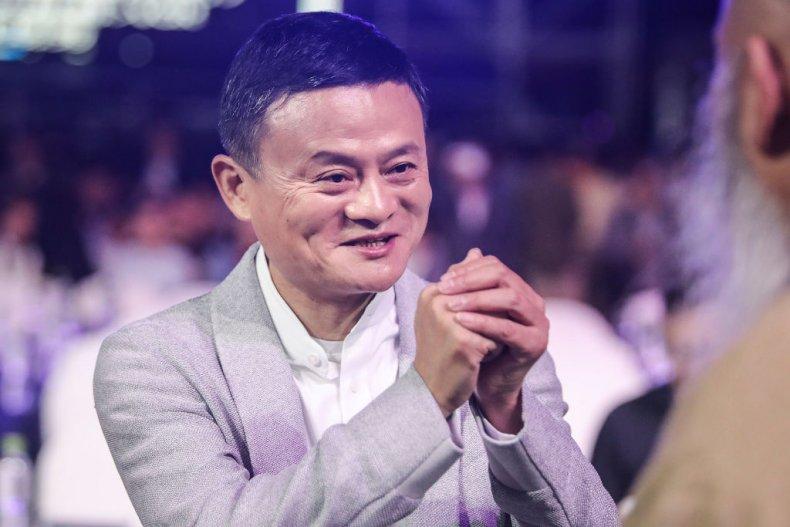 China Jack Ma Alibaba