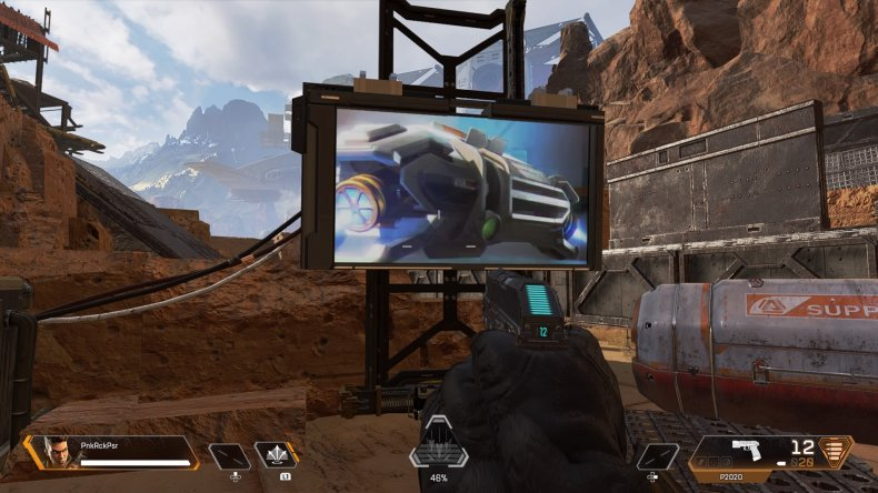 apex legends wee experiment week 2 screen