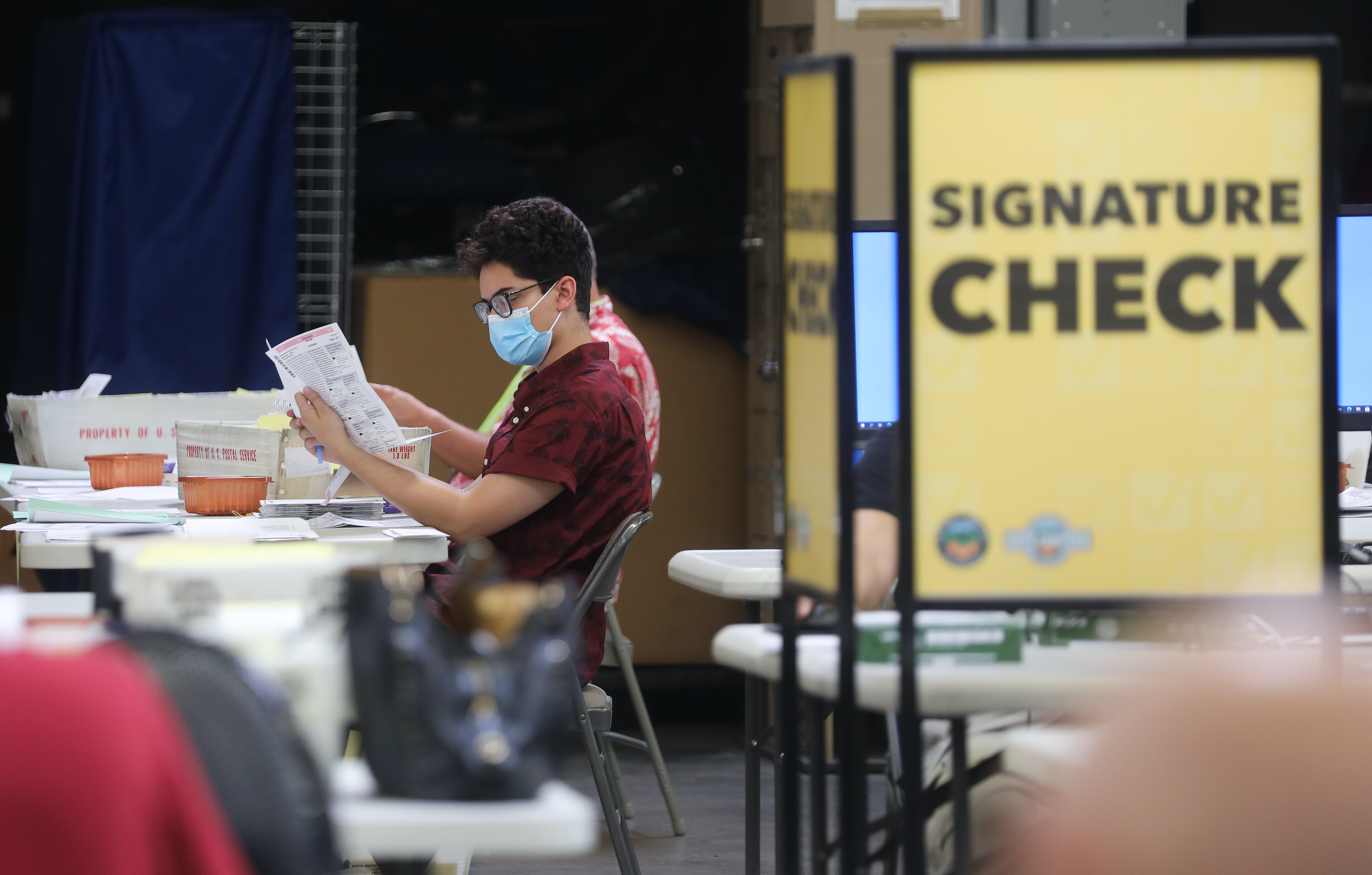 Vote-by-mail is a potential disaster in the making | Opinion