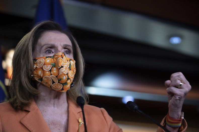 nancy pelosi deadline stimulus