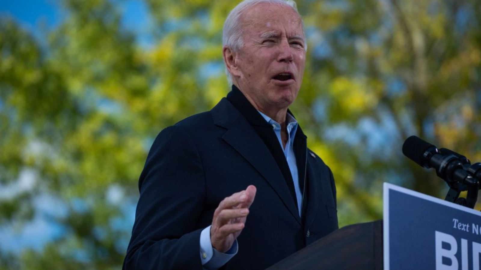 Joe Biden Urges Nigeria to End Attacks on Protesters Amid Calls for  President Buhari to Resign