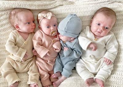 babies, pregnancy, quadruplets, adoption