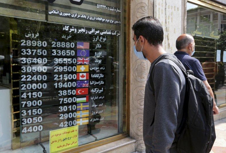 Iran, sanctions, economy, Donald Trump, COVID, currency