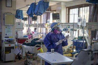 Iran, COVID, sanctions, doctors, hospital, pandemic, coronavirus