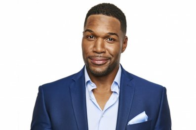 Parting Shot Michael Strahan 2