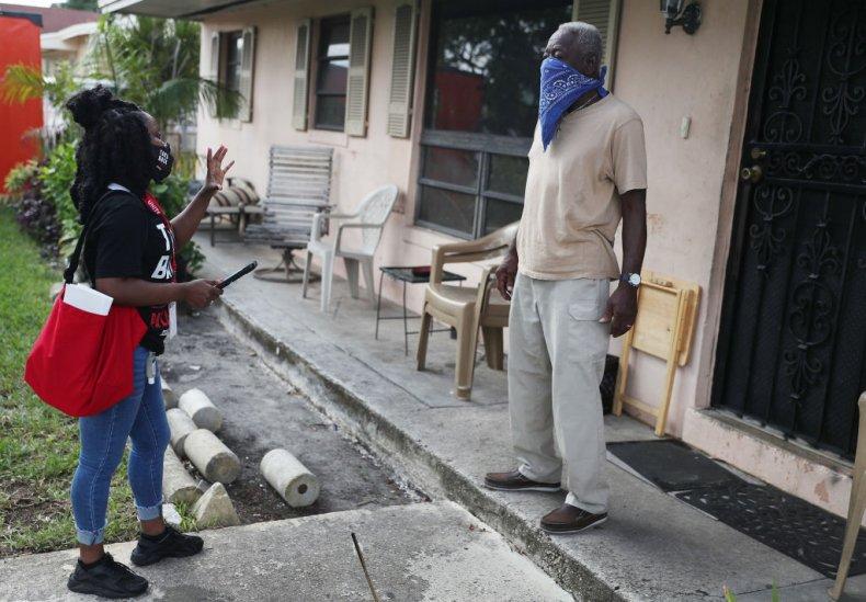 florida black voters