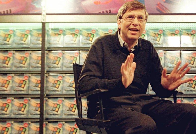 Hank Column - Bill Gates 1998