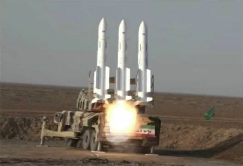 iran, khordad, missile, system, exercises