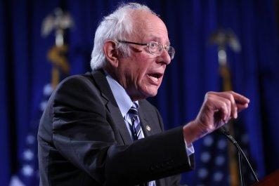 Bernie Sanders GWU