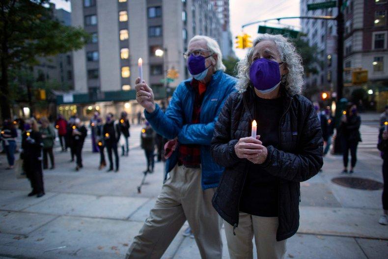 NYC Vigil