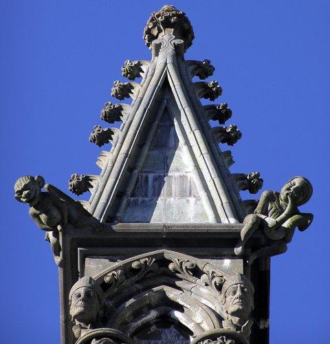 CUL_Map_Gargoyles_Nidaros Cathedral