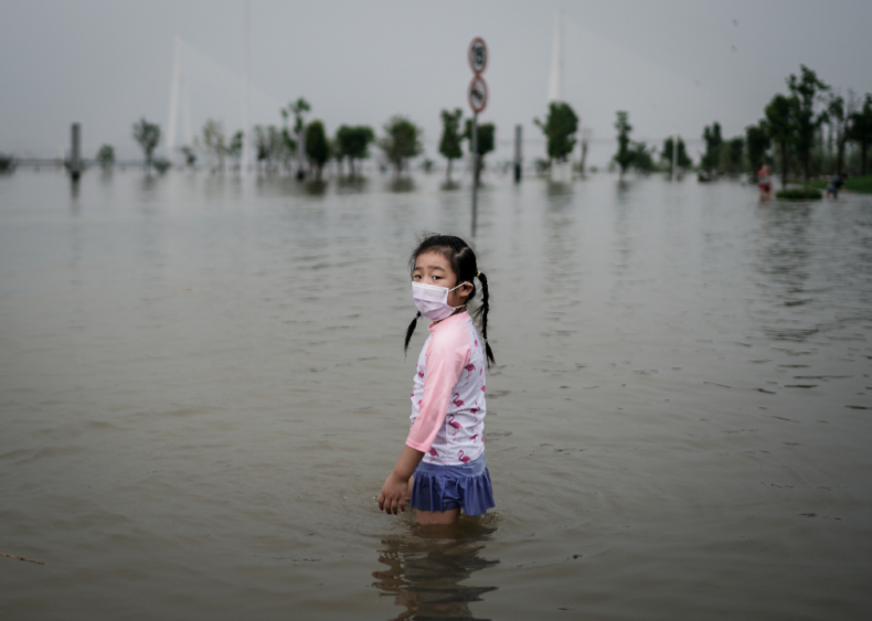 Deadly flooding in Wuhan, China
