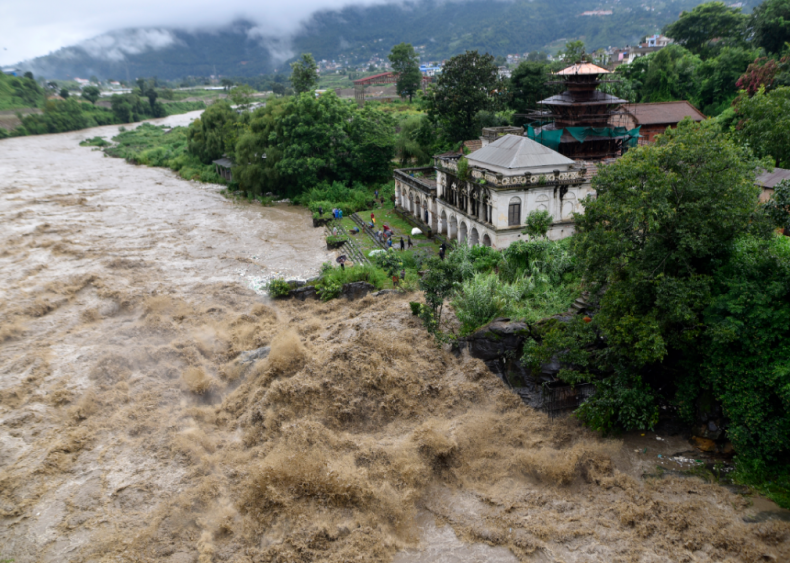 Deadly flash floods and landslides in Nepal