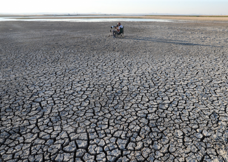 Drought in Turkey