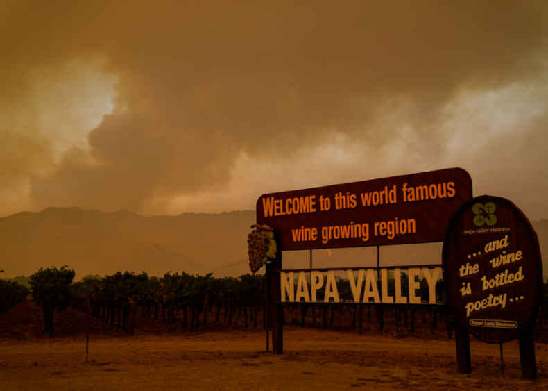 Glass Fire devastates Napa and Sonoma counties