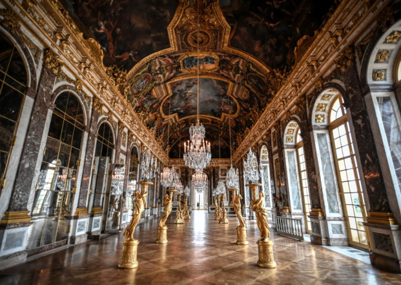 Palace of Versailles reopens in June