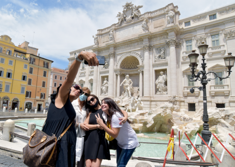 Rebooting tourism in Rome